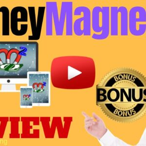 Money Magnets Review ⚠️ WARNING ⚠️ DON'T GET THIS WITHOUT MY 👷 CUSTOM 👷 BONUSES!!