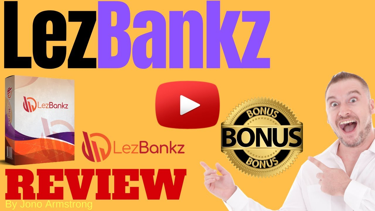 Lez Bankz Review ⚠️ WARNING ⚠️ DON'T GET THIS WITHOUT MY 👷 CUSTOM 👷 BONUSES!!