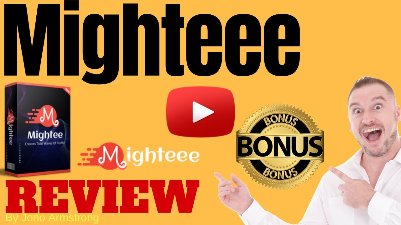 Mighteee Review⚠️ WARNING ⚠️ DON'T GET THIS WITHOUT MY 👷 CUSTOM 👷 BONUSES!!