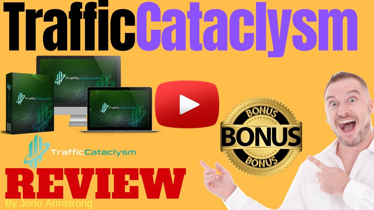 Traffic Cataclysm Review ⚠️ WARNING ⚠️ DON'T GET THIS WITHOUT MY 👷 CUSTOM 👷 BONUSES!!