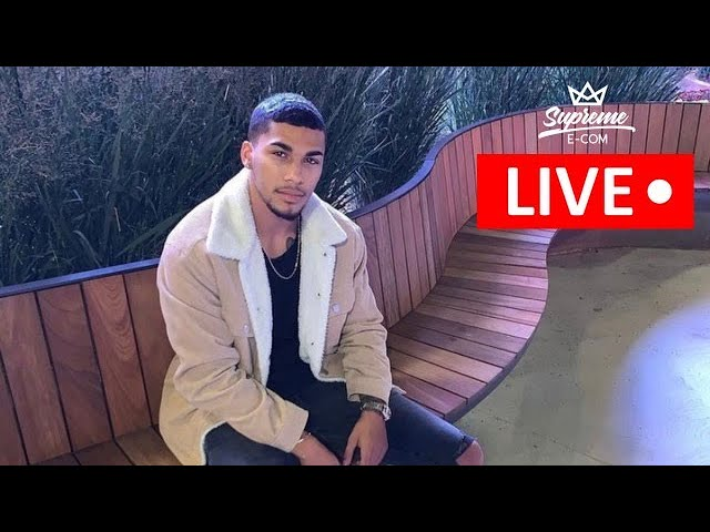 Dropshipping Live Q&A With Ac Hampton | DECEMBER SPECIAL