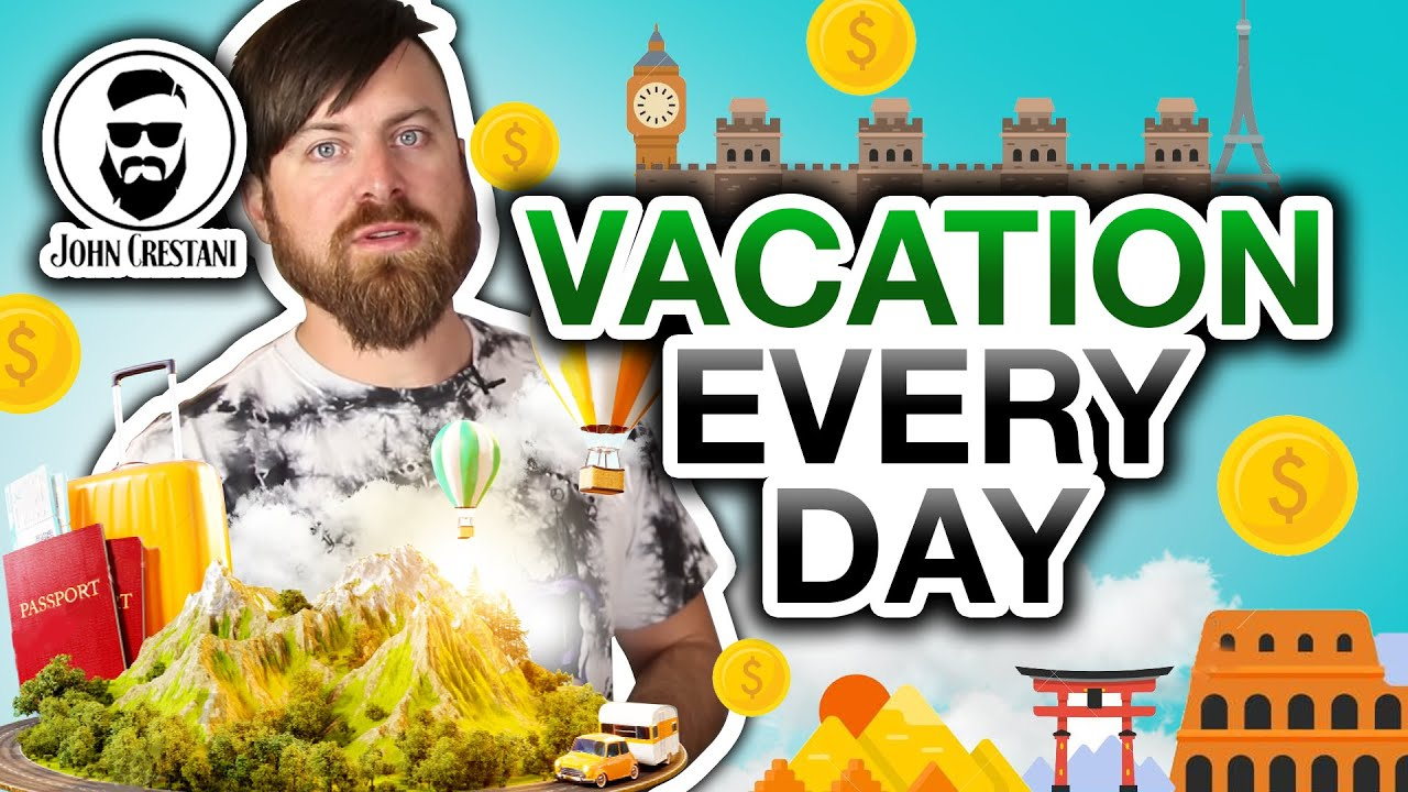 How To Turn Every Day Into A Vacation (And Live The Laptop Lifestyle)