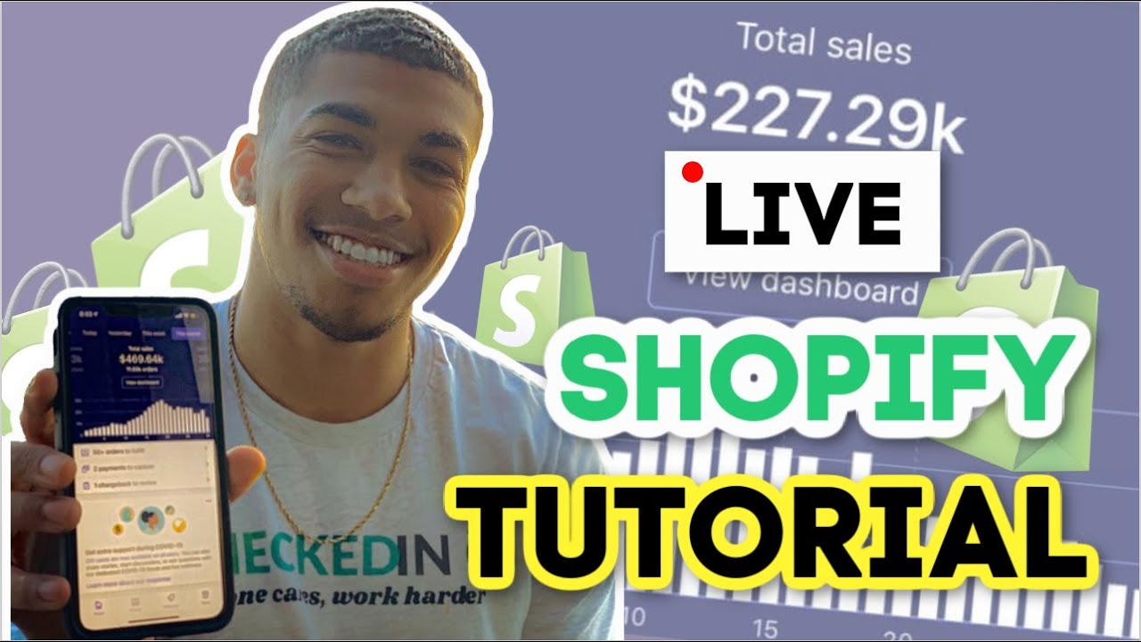 Dropshipping Live Q&A With Ac Hampton | JANUARY SPECIAL