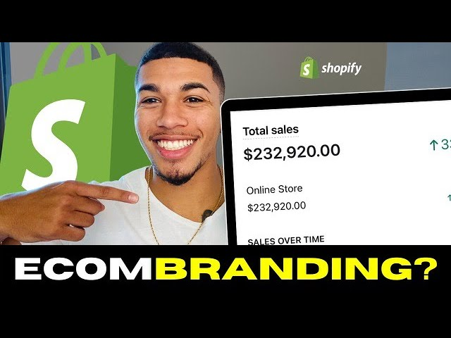 Branded Shopify Dropshipping: How It Works And How To Make Money With It In 2021 (Step By Step)