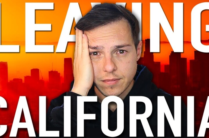 My Thoughts On Leaving California