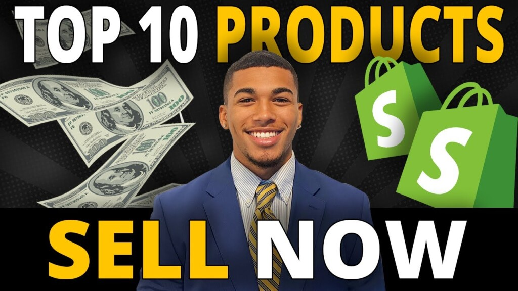 ☀️ TOP 10 PRODUCTS TO SELL IN MAY 2021 | SHOPIFY DROPSHIPPING