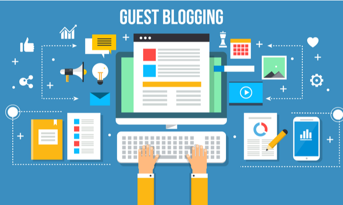 Guest Blogging Featured Image