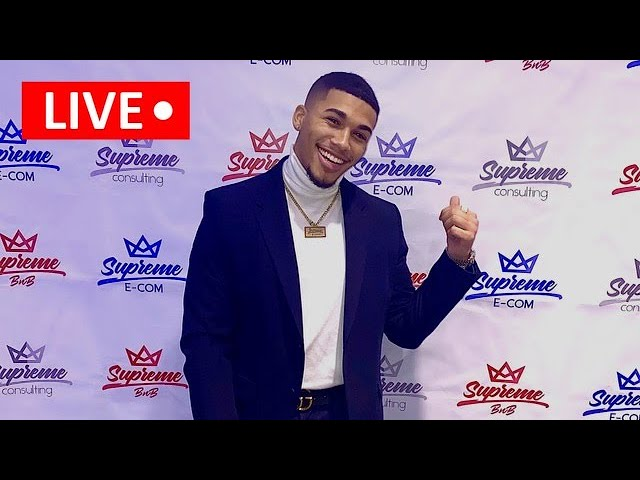 Dropshipping LIVE Q&A With Ac Hampton | MARCH SPECIAL