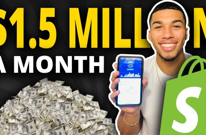 How This Shopify Store Makes $1,500,000+/Month (Dropshipping 2021)