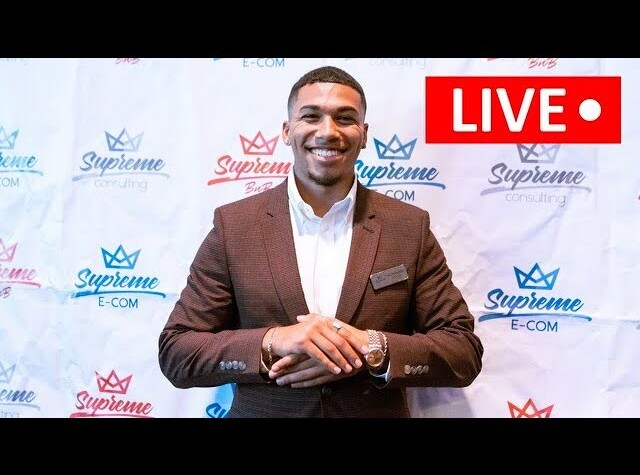 Dropshipping Live Q&A With Ac Hampton | MAY 2021 SPECIAL + $1000 GIVEAWAYS