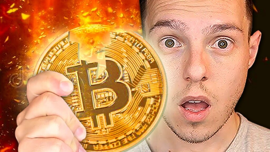 Bitcoin Is About To Snap