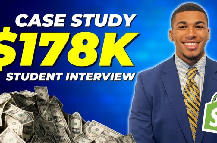 $178,000 with Shopify Dropshipping (STUDENT CASE STUDY)