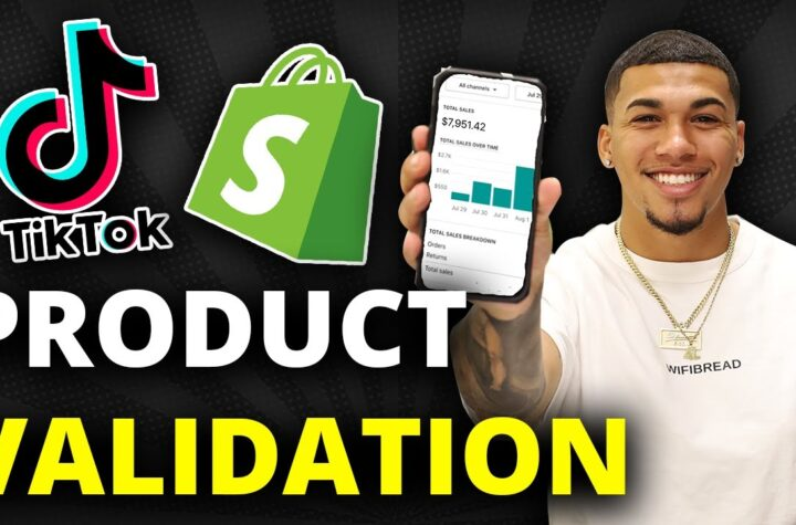 $0 - $6K in 5 Days TikTok Product Research Method | Shopify Dropshipping