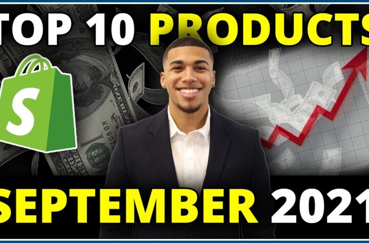 ☀️ TOP 10 PRODUCTS TO SELL IN SEPTEMBER 2021 | SHOPIFY DROPSHIPPING