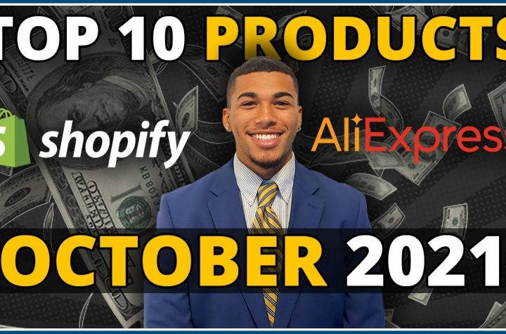 ☀️ TOP 10 PRODUCTS TO SELL IN OCTOBER 2021 | SHOPIFY DROPSHIPPING