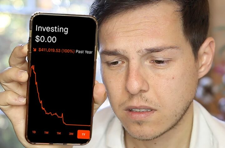 Giving Up On The Stock Market