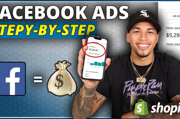 How I Profitably Run Facebook Ads | Shopify Dropshipping