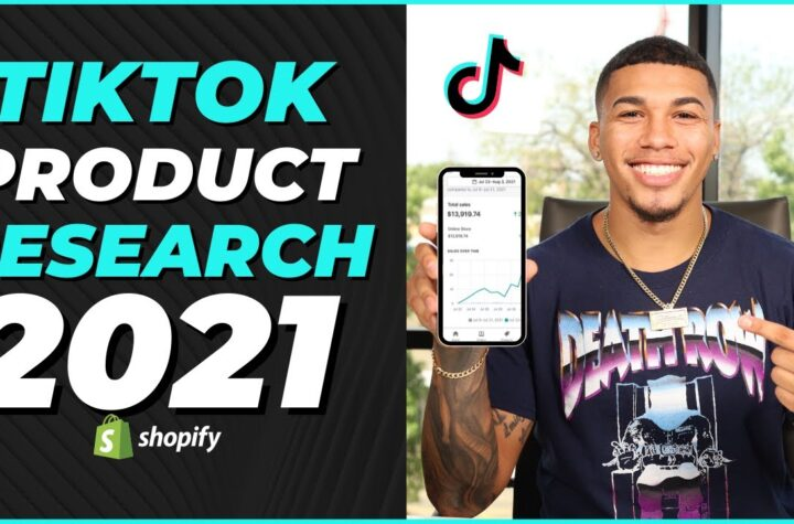How To Find Winning Products On TikTok #shorts #youtubeshorts