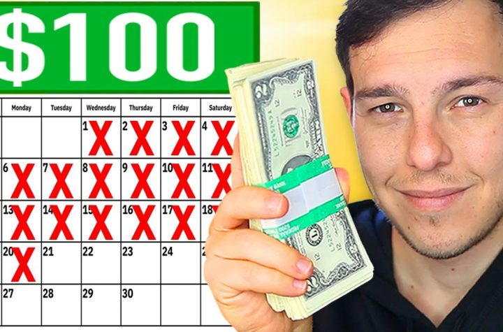 How To Make $100 Per Day With Index Funds