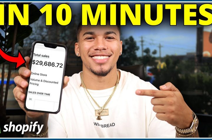 $30,000 In 24 Hours Shopify Dropshipping (PRODUCT REVEALED)