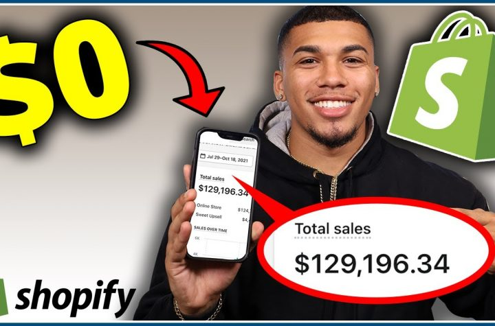 How To Increase Shopify Sales For Beginners (Shopify Dropshipping)