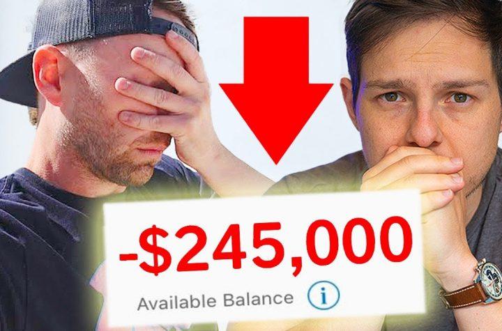 Losing $250,000 | My Response To TheStradman